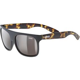 UVEX Sportstyle 511 Sportbril Kinderen, havanna mat/litemirror silver